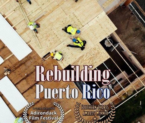 Rebuilding Puerto Rico