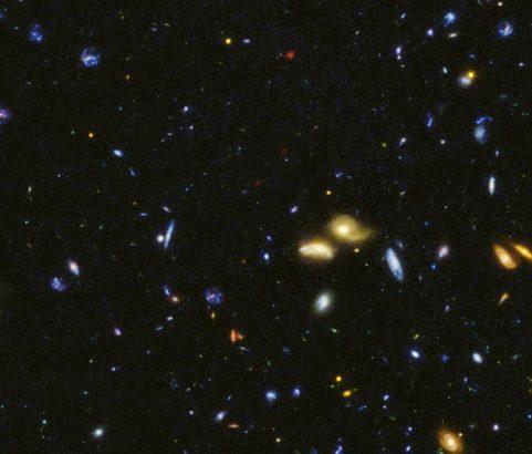 Cosmic Origins 3D
